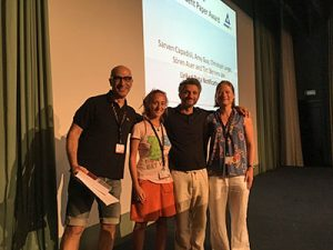 best student paper award at ESWC2017