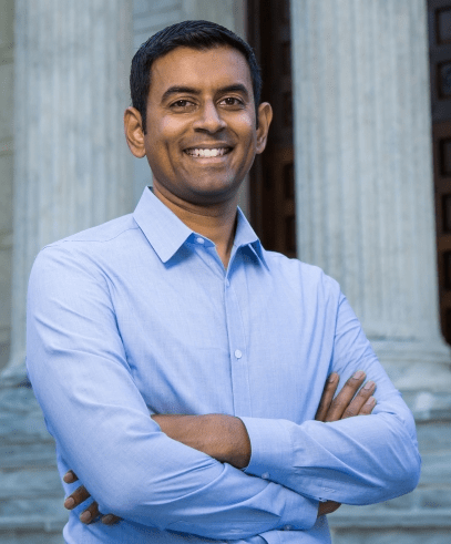 Arvind Narayanan Visits MIT's Internet Policy Research Initiative